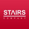Logo stairs