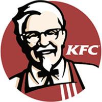 Qr kfc logo 200