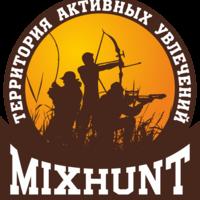 Qr mixhunt logo 2