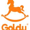 Logo goldykids logo web