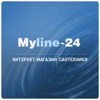 Qr my line logo 200